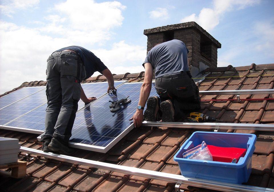 Chauffe-eau solaire & photovoltaïque